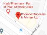 Coombe Stationers & Printers Ltd