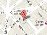 London Graphic Centre - Covent Garden