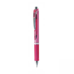 Pentel Pink Breast Cancer Now Retractable Pen 0.7mm BL77P