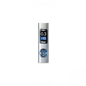 Pentel Ain Stein - 0.3mm tube of 15 leads C273