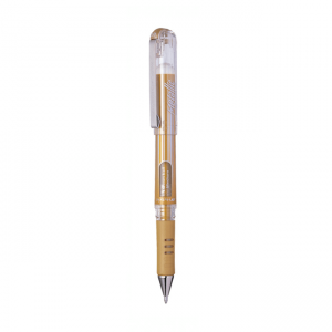 Pentel Hybrid Gel Grip DX Broad Metallic 1.0mm K230