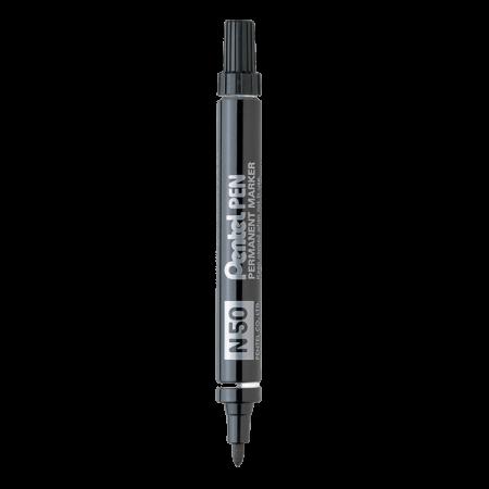 Pentel Permanent Marker 4.3mm bullet point tip N50