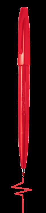 Plastic/fibre tip pens