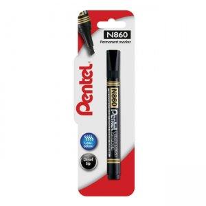 Pentel Chisel Tip Permanent Marker single blister card XN860-AE