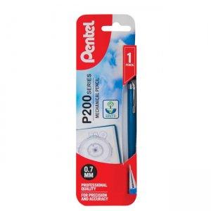 Pentel P207 0.7mm Mechanical Pencil single pack XP207