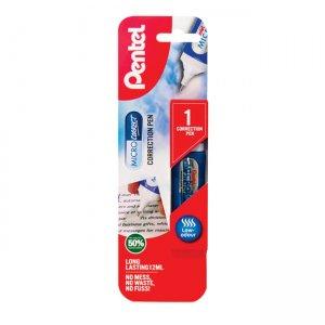 Pentel Micro Correct 12ml single pack XZL31-W