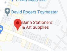 Bann Stationers & Art Supplies