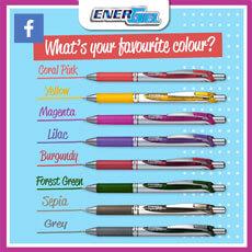 Add a splash of colour with EnerGel Xm